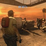 Видео из Resident Evil 6 с героями Left 4 Dead 2