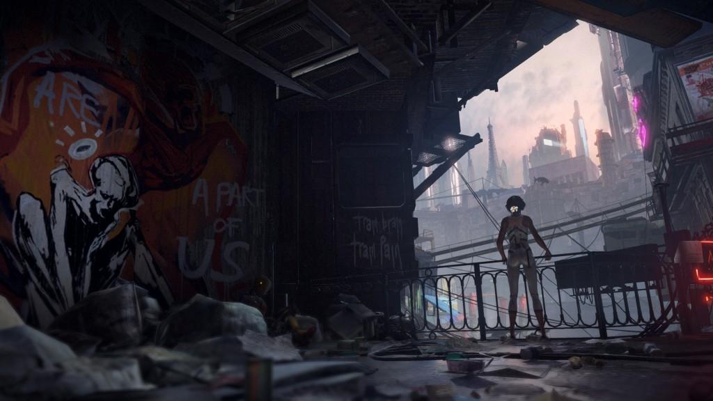 Разработчики делают акцент на парижских достопримечательностях, чтобы игроки не забыли, где разворачиваются события.