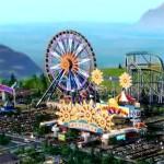 В SimCity добавят парки аттракционов