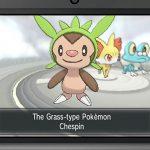 Трейлер Pokémon X and Y для выставки E3 2013