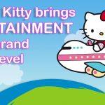 «Тизер» Around the World with Hello Kitty & Friends