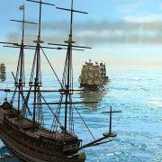Ролик к выходу «золотого» издания Port Royale 3