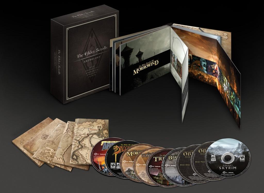 the_elder_scrolls_anthology