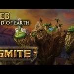 Новый герой Smite — Геб, бог земли