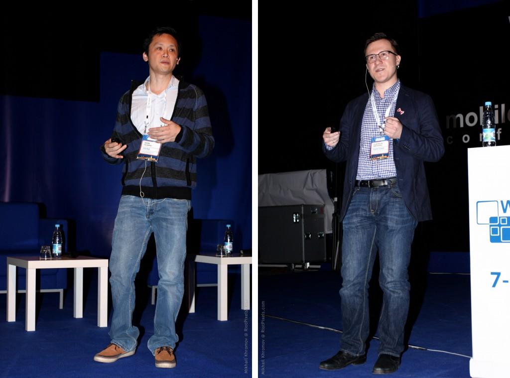 Джинсы, рубашка и «что-то типа пиджака». Ями Окампо (DeNA) и Владислава Архипова (Dentons) разделяют тысячи километров, но объединяет общий дресс-код.