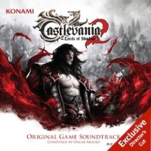 Castlevania_Lords of Shadow 2 Original Soundtrack_Cover