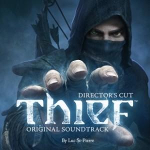 Thief Original Soundtrack — Director's Cut_Cover
