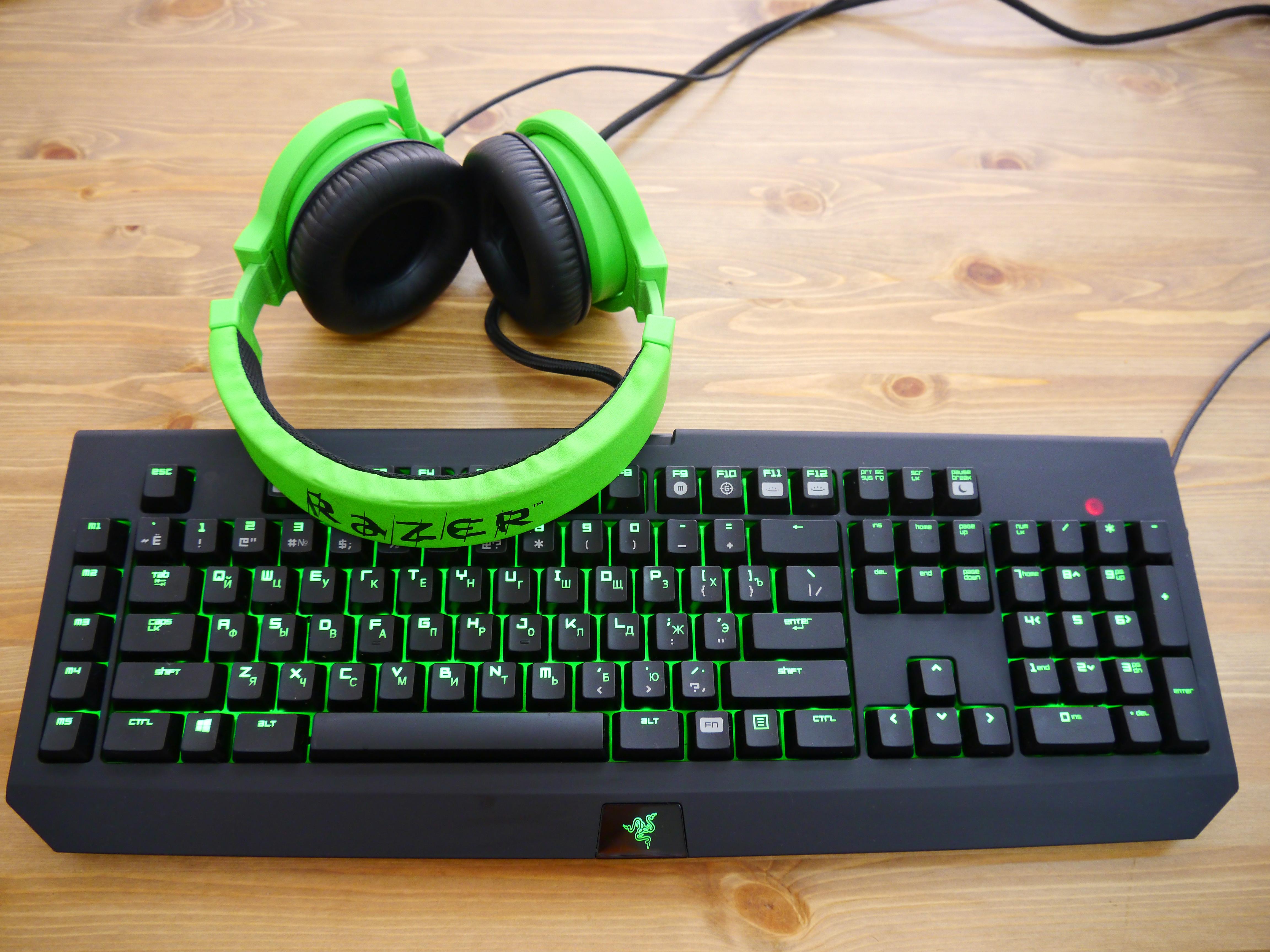 Железные впечатления: клавиатура Razer BlackWidow Ultimate Stealth 2014 | Riot Pixels