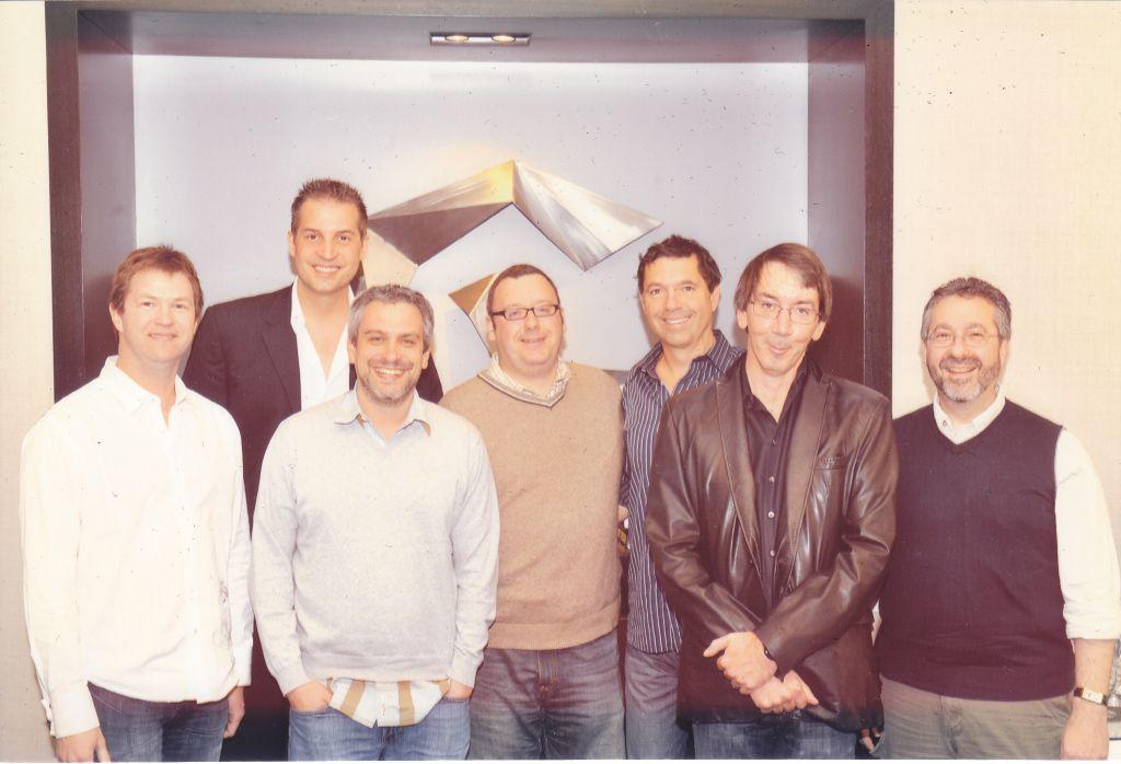 Встреча известнейших деятелей игровой индустрии на GDC.