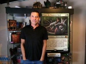 Не так давно Фарго по приглашению Wizards of the Coast создал персональную карту для Magic: The Gathering 2015 года выпуска — бродячий бард Йисан отсылает к, разумеется, The Bard's Tale.