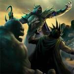 Видео к выходу фэнтезийной 4X-стратегии Sorcerer King