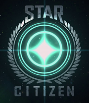 star citizen logo green