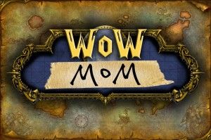 Wow mom logo