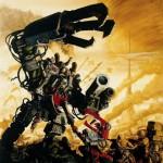 Видео к выходу пошагового варгейма Warhammer 40,000: Armageddon