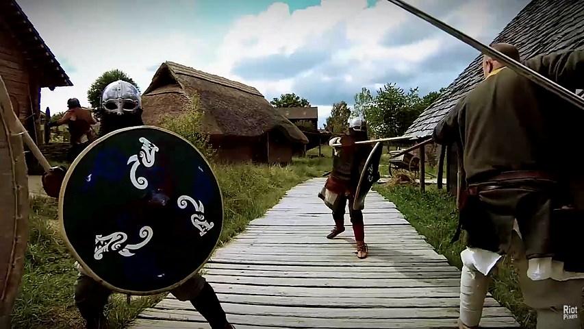 Огнем и мечом викинги скачать игру торрент на русском
