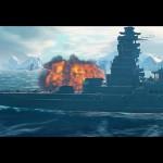 Ролик «Камень, ножницы, бумага» из World of Warships