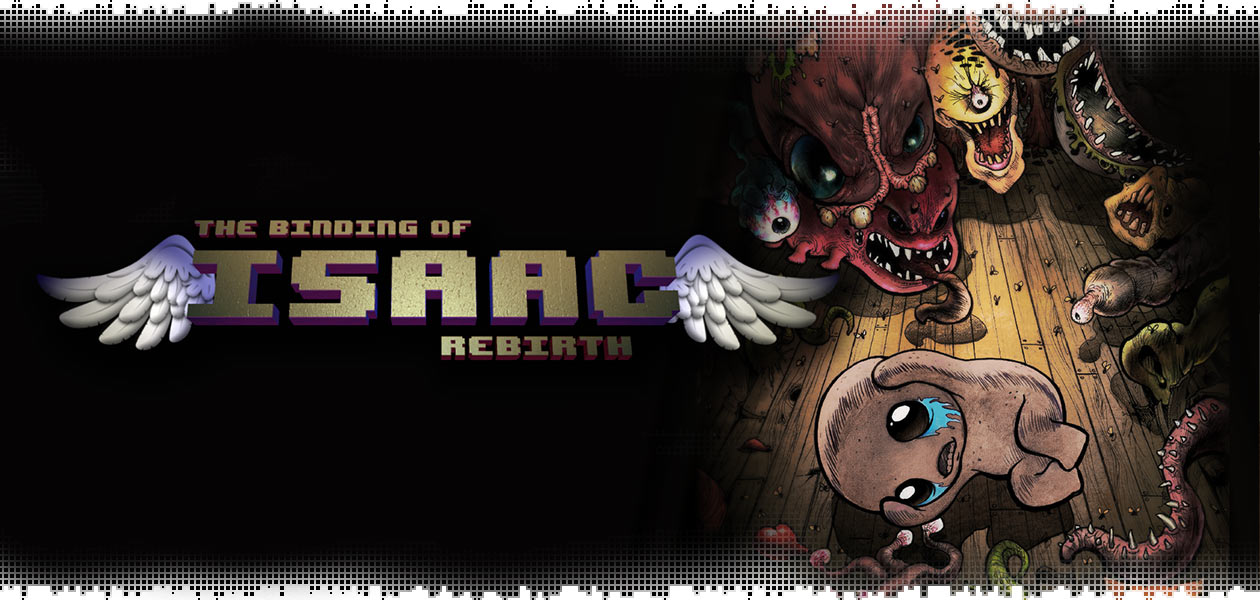 logo-the-binding-of-isaac-rebirth-review