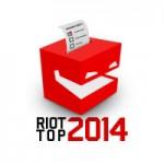 Подведены итоги голосования Riot Top 2014