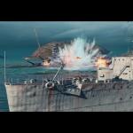 Тизер «Крылья над водой» из World of Warships