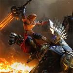 Авторы MMORPG Skyforge выпустили пререндеренный ролик о том, как герои становятся богами