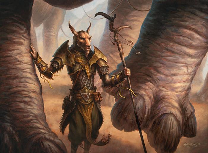 Abzan-Beastmaster-FNM-artwork