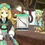 Видео #10 из Atelier Shallie: Alchemists of the Dusk Sea