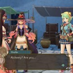 Видео #17 из Atelier Shallie: Alchemists of the Dusk Sea
