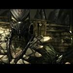 Видео из Mortal Kombat X — «Рептилия»