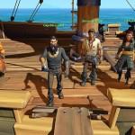 Геймплейный ролик из Sea of Thieves