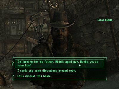 Fallout 3 секс система