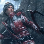 Первое геймплейное видео Rise of the Tomb Raider