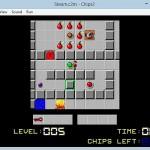 Видео #2 из Chip's Challenge
