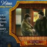 Официальный трейлер Sherlock Holmes Consulting Detective: The Case of the Mystified Murderess