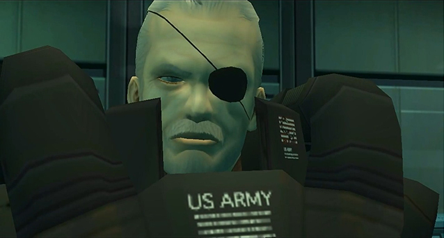 solidus-snake