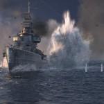 Ролик «Камень, ножницы, бумага» для World of Warships
