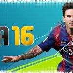 Рецензия на FIFA 16