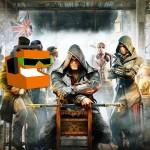 MC Pixel: Натан Маккри (Tomb Raider) и саундтрек Assassin's Creed: Syndicate