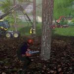 Видео #8 из Farming Simulator 15