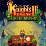 В Knights of Pen & Paper 2 добавят драконов