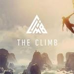 Crytek выпустит симулятор скалолазания The Climb эксклюзивно на  Oculus Rift