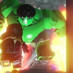 Официальный трейлер LEGO Marvel's Avengers
