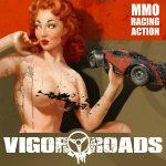 Состоялся анонс Vigor Roads — автомобильного MMO-экшена, вдохновленного Ex Machina и Twisted Metal