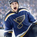 На обложку NHL 17 попал Владимир Тарасенко