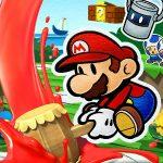 Плещем краской с пятой Paper Mario уже осенью