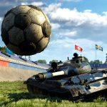 В World of Tanks стартовал новый сезон футбола на танках