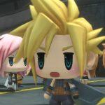 «Головастая» World of Final Fantasy выйдет в октябре