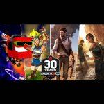 MC Pixel: Музыка в играх Naughty Dog