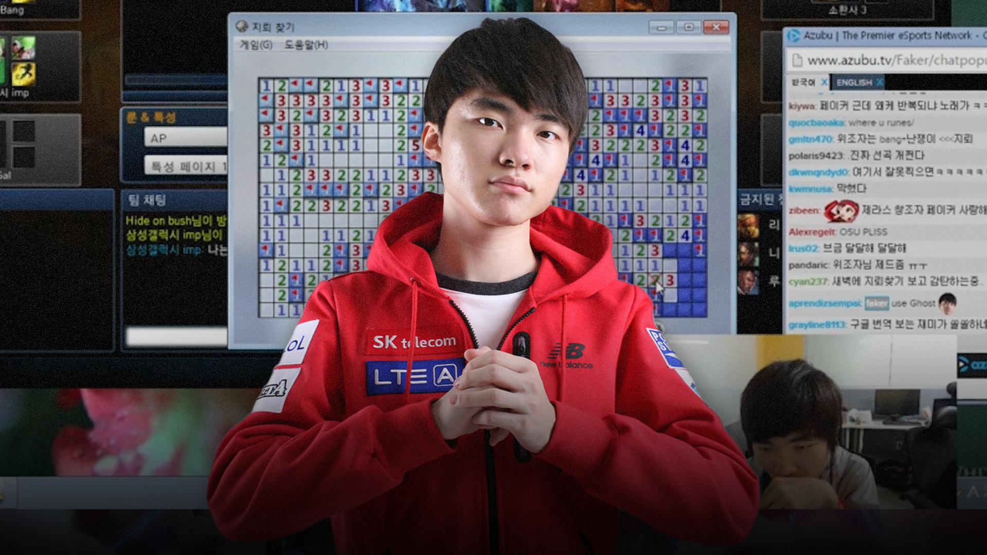 Faker – один из лучших игроков в LoL на планете. Чемпион мира 2015 года в составе SK Telecom T1.