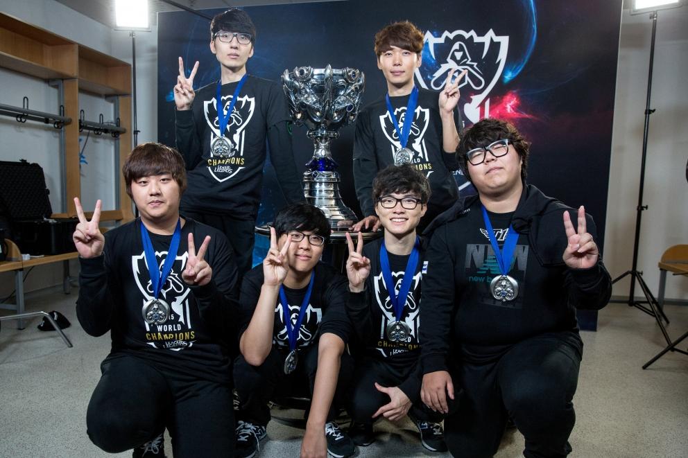 SK Telecom T1, прошлогодние чемпионы мира. Удастся ли им сохранить титул?