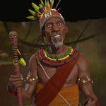 Видео Sid Meier's Civilization 6: Мвемба а Нзинга и конголезцы